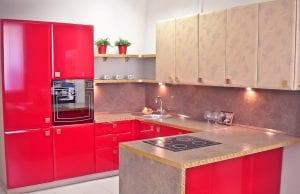 Дизайн интерьера кухни площадью 9 квадратных метров